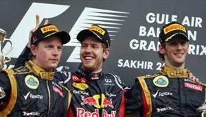 F1: Vettel gana el GP de Bahrein