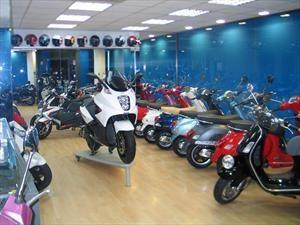 Repuntan las ventas de motos en el país