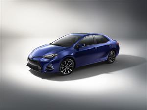 (+)Toyota Corolla 2017 con nueva cara