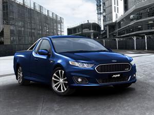 Ford Falcon UTE se presenta