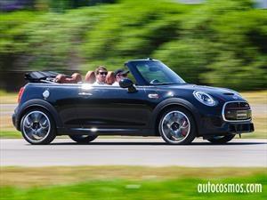 Mini Cabrio 2017: se destapa en Chile la tercera generación