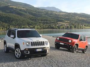 Jeep Renegade traspasa fronteras