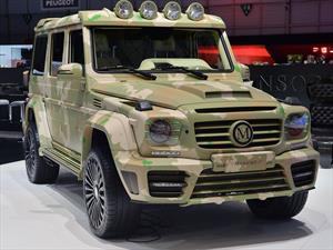 Mansory G63 AMG Sahara Edition, el SUV listo para la guerra