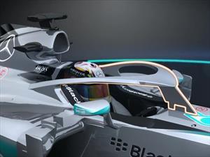 F1: Pilotos tendrán nuevas protecciones en 2017