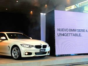 BMW Serie 4 Coupé 2014: Estreno en Chile