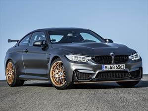 BMW M4 GTS 2017 llega a México en $ 3,550,000 pesos