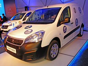 Nuevo Peugeot Partner 2016 ya está en Chile