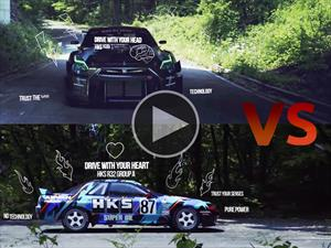 Video: Nissan GT-R presente Vs. pasado