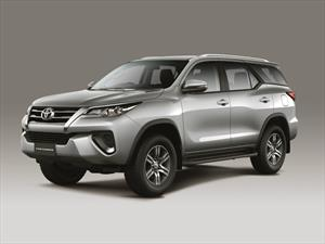 Toyota Fortuner SW4, en Colombia desde $144'200.000