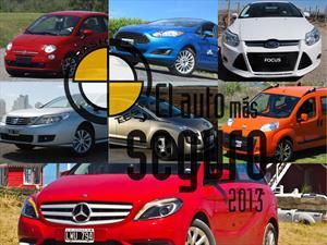 CESVI premió a los Autos Más Seguros de 2013