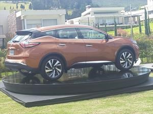 Nissan Murano llega a Colombia desde $139´900.000