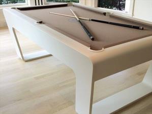 247 by Porsche Design, una exclusiva mesa de pool