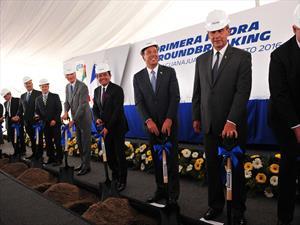 Michelin inicia la construcción de su nueva fábrica en México