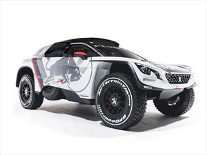 Peugeot 3008 DKR 2017 quiere retener el título del Dakar 2017