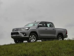 Toyota Hilux 2016 llega a Colombia desde $133'200.000