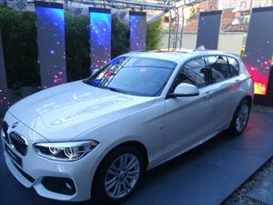 El nuevo BMW Serie 1 llega a Colombia desde 84'.900.000