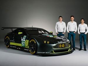 Aston Martin Racing Team hace el Mannequin Challenge