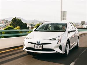 Toyota Prius 2016 a prueba
