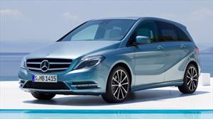 Nuevo Mercedes-Benz Clase B 2012 se presenta