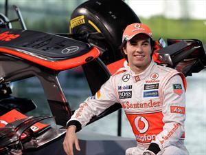 F1: Checo defiende sus maniobras del Gran Premio de Mónaco 2013