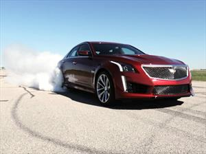 Cadillac CTS-V 2016 by Hennessey Performance debuta
