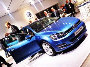 Volkswagen Golf VII primeras imágenes