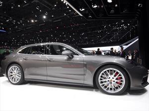 Porsche Panamera Sport Turismo, la familia al poder