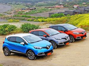 Renault Captur: Estreno oficial en Chile