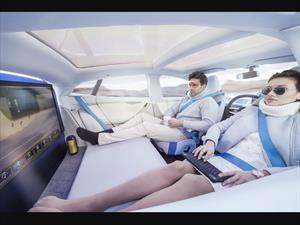 Rinspeed XchangE, reimaginando el auto del futuro