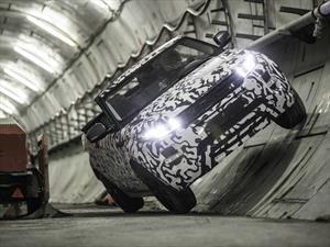 Range Rover Evoque Convertible disponible en 2016