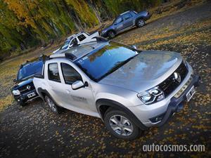 Manejamos a la nueva Renault Duster Oroch en Argentina