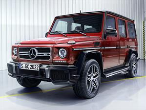 Mercedes-Benz Clase G se renueva con más potencia