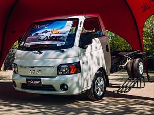 JAC X200: nuevo rival en el segmento de los camiones ligeros