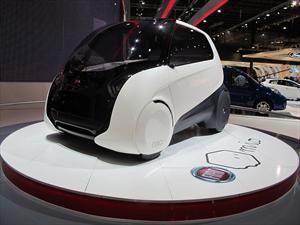 FIAT Mio concept, simpatía en el Salón de BA