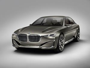 BMW Vision Luxury Concept, elegancia germana en China