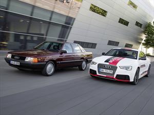 Audi celebra los 25 Años del motor TDI
