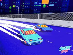 Drift Stage, un videojuego retro que ya podés probar