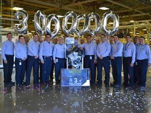 FCA produce su motor Pentastar número 3 millones en Saltillo