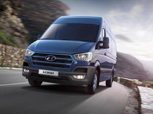 Hyundai entra al segmento de las cargo van grandes con la H350