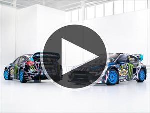 Video: Ken Block nos muestra su Ford Focus RS RX