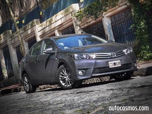 Prueba Toyota Corolla Automático