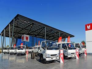 Nueva casa matriz de Camiones JMC en Chile