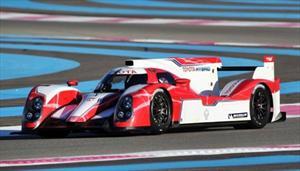 Toyota presenta su bólido híbrido para Le Mans
