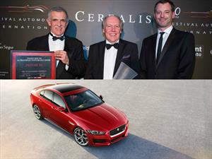 """Jaguar XE es el """"automóvil más hermoso de 2014"""""""