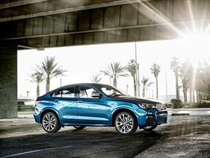 BMW X4 M40iA 2016 llega a México desde $1,099,900 pesos