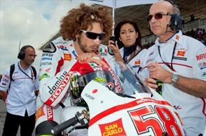 MotoGP: Murió Marco Simoncelli
