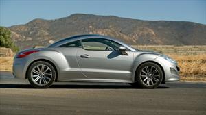 Peugeot RCZ Asphalt 2012 a prueba