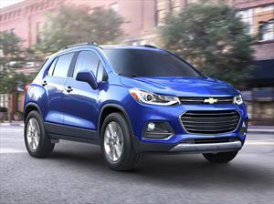 Chevrolet Trax 2017, nuevo diseño y más tecnología