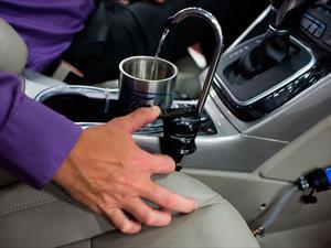 Ford obtiene agua potable del aire acondicionado