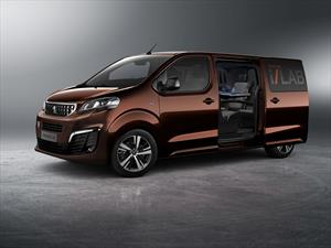 Peugeot Traveller i-Lab Concept, una oficina con ruedas